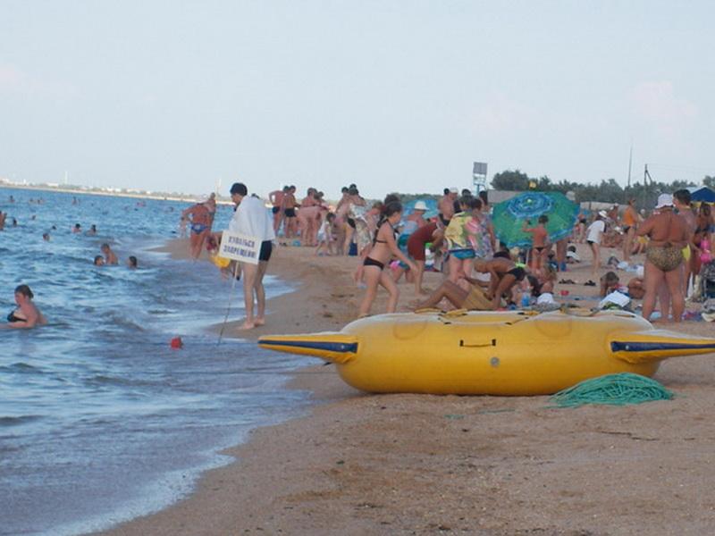 азовское море отдых голубицкой фото