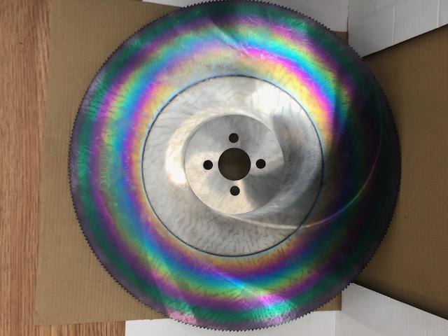 Дисковая отрезная фреза ф 400 HSS-DMO5