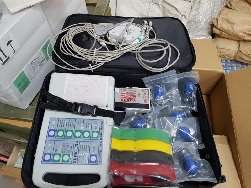Реализуем медицинские товары с хранения